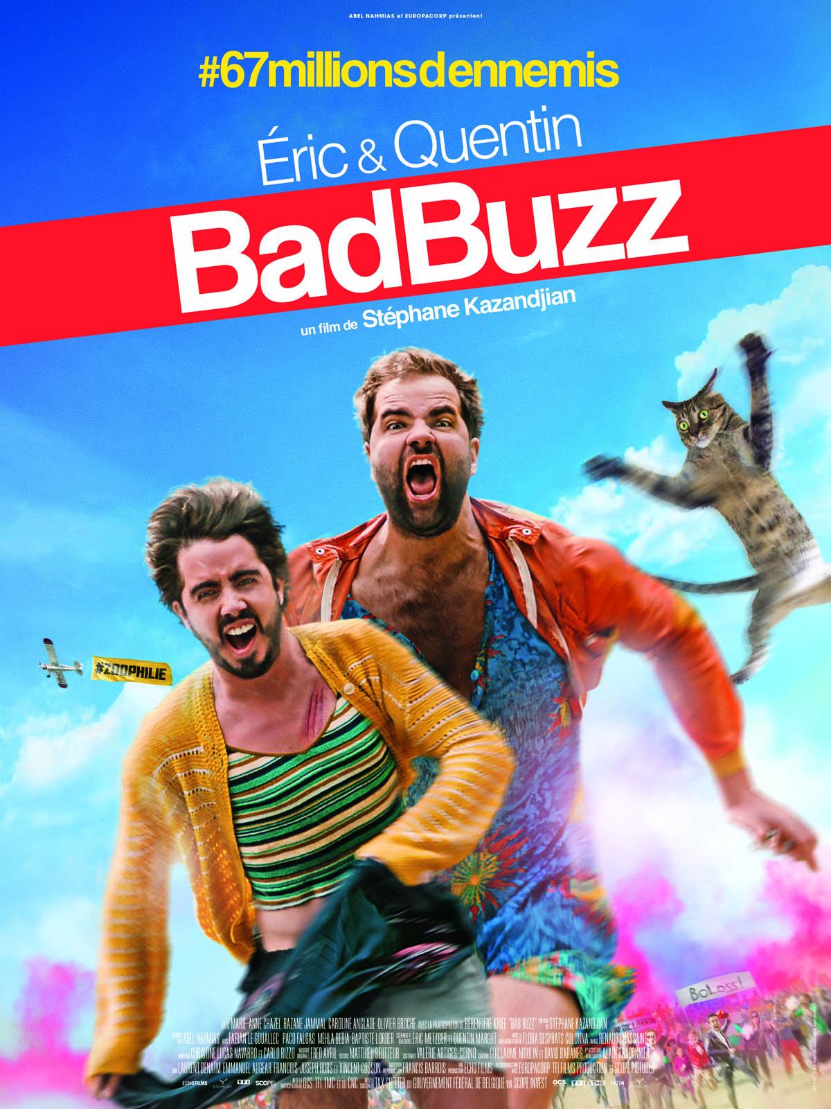 Badd buzz