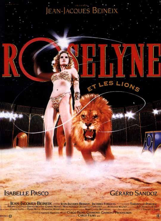 Roselyne et les lions – 1988