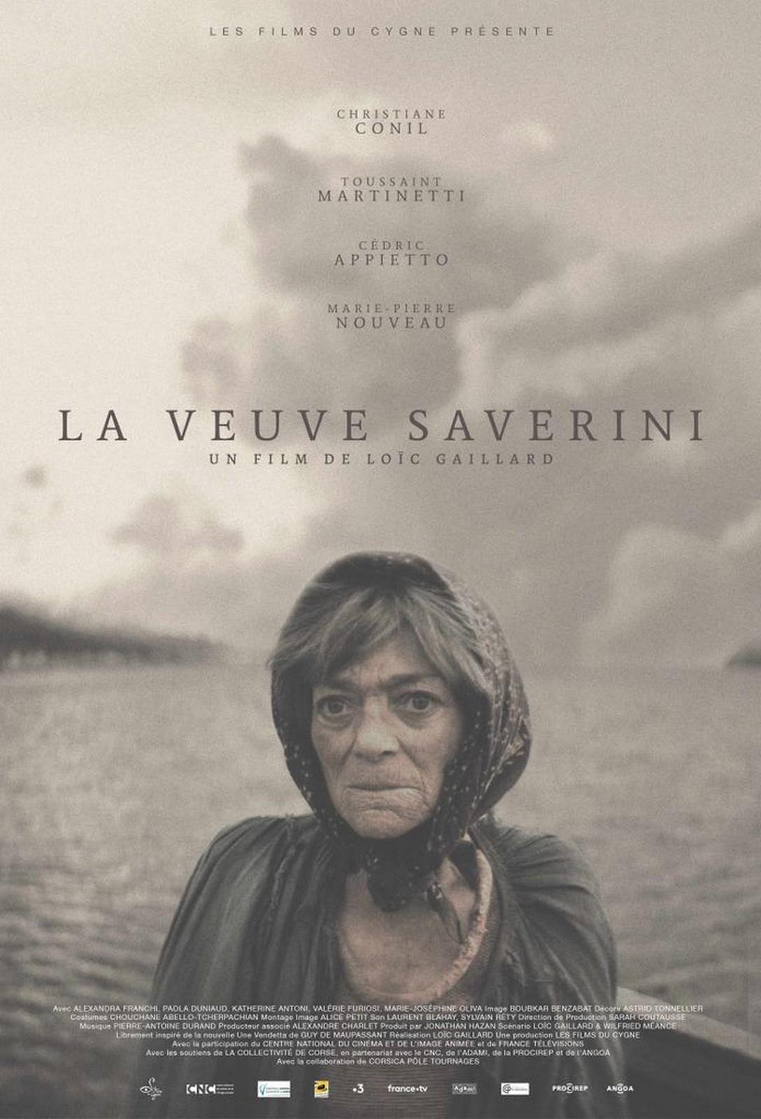 La veuve Saverini